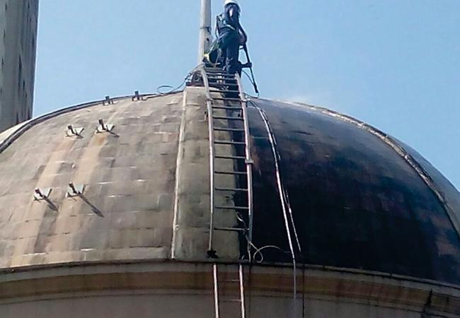 Dome restoration ITC