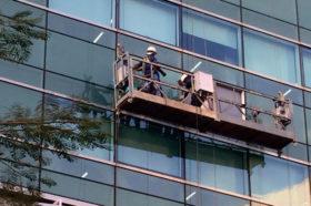 building glass cleaning mumbai