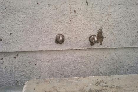 eyebolts facade access system